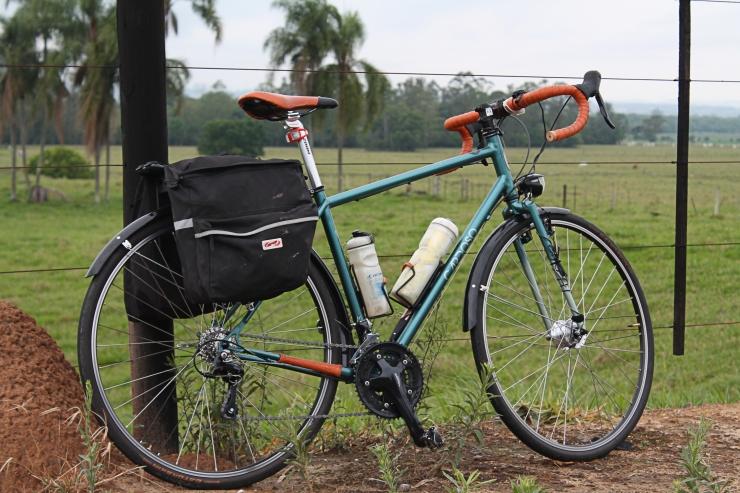 Cardoso Cycles: menos de um mês montada e é sem dúvida, a melhor até agora.