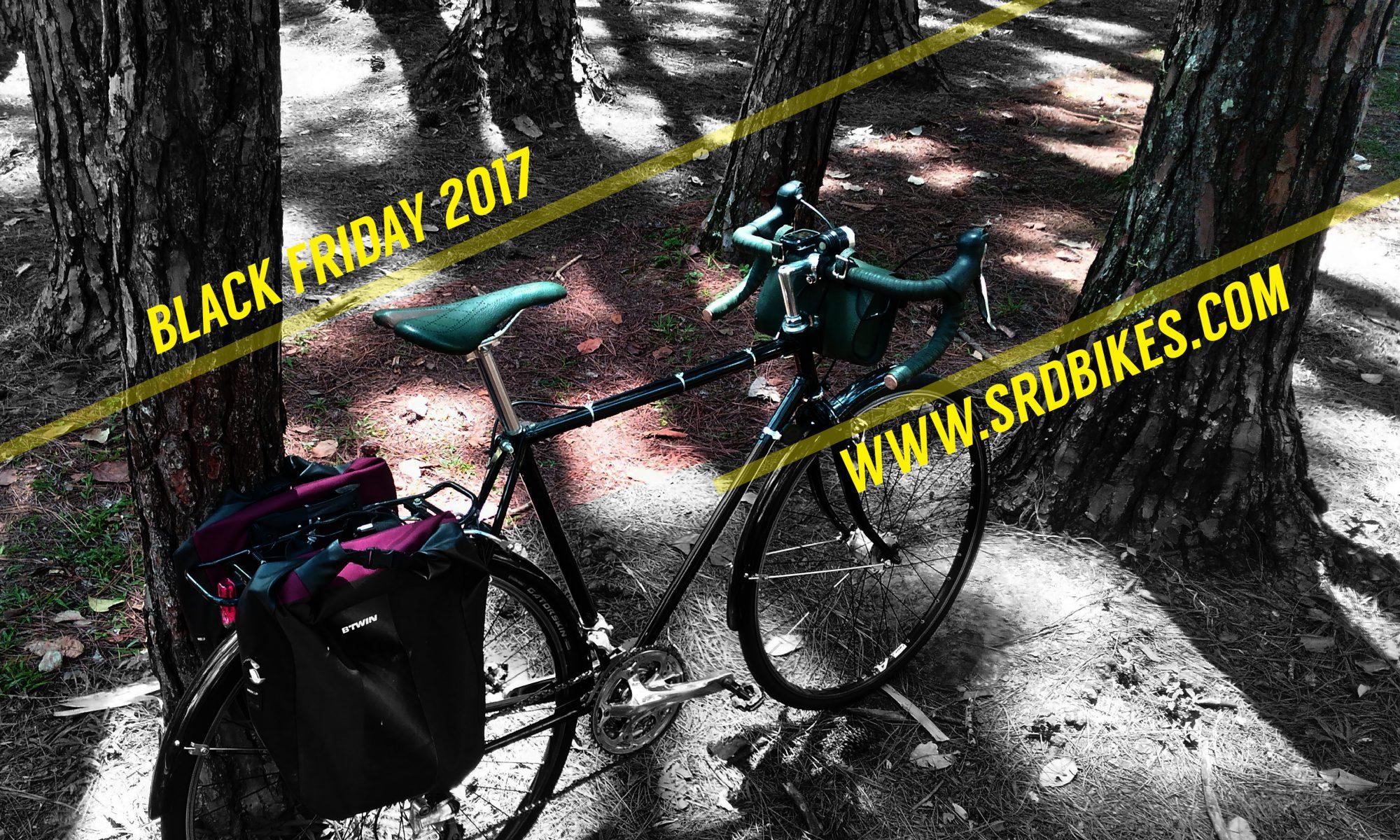 SRD bikes